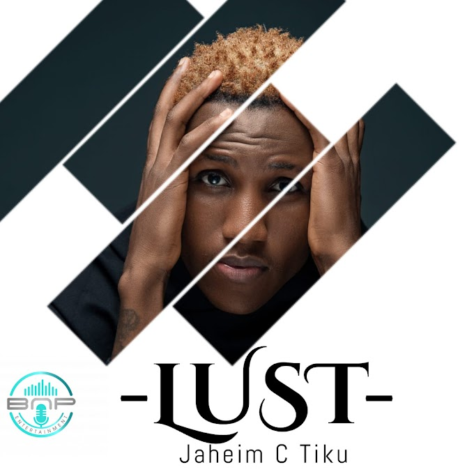 JAHIEM C TIKU to release a new single titled LUST.