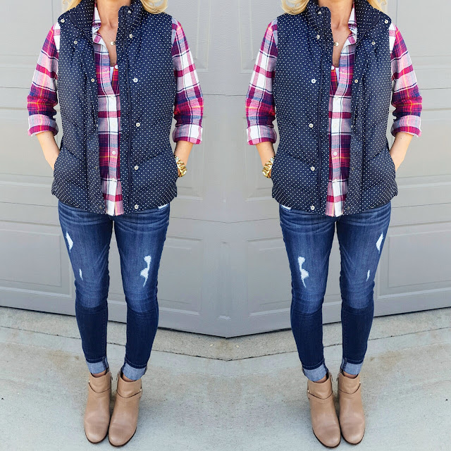 Old Navy: Flannel and Plaid Shirts only $15 (reg $30)!