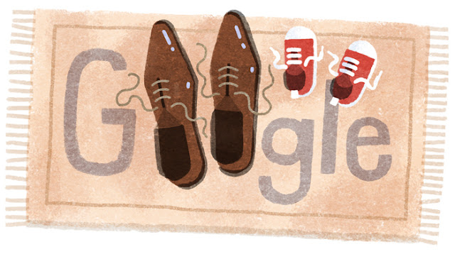 Father's Day 2016 (Australia, New Zealand) - Google Doodle