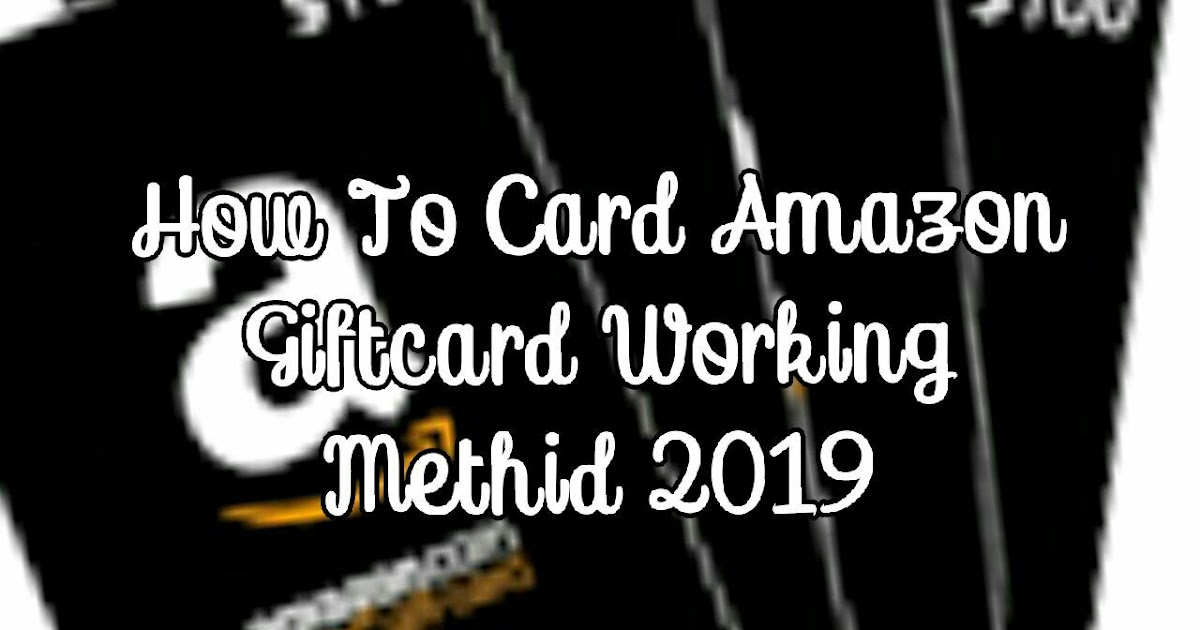 Carding amazon method card gift:: Images about #unicc on