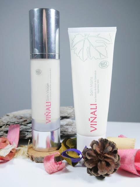 Mon avis sur la marque bio Vinali / VENUS MAG