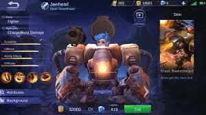 Cara Menggunakan Skill Hero Jawhead Yang Sangat Mematikan