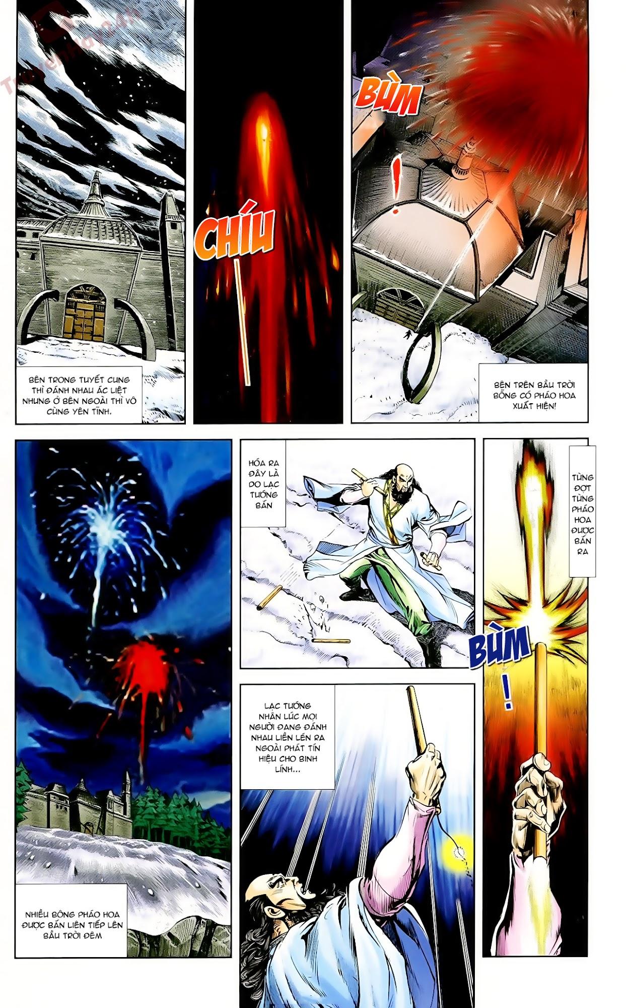 Cơ Phát Khai Chu Bản chapter 61 trang 12