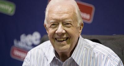 Jimmy Carter preferiría a Trump que a Cruz y cree que Hillary será nominada