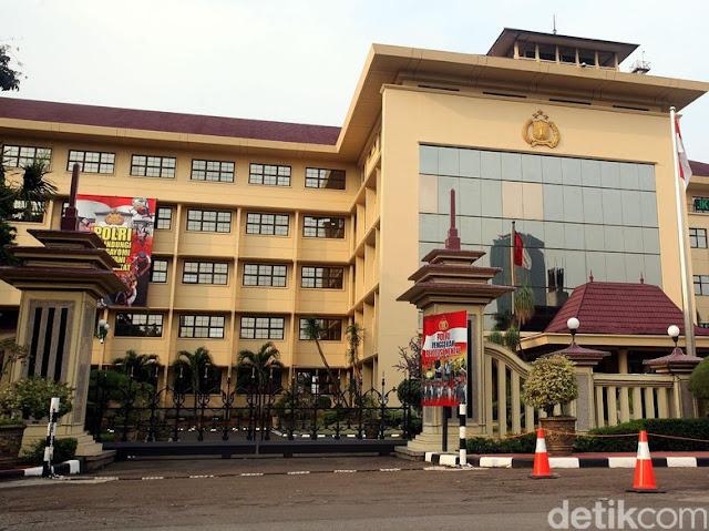 Diminta Ungkap Pemasang Bendera di Rumah HRS, Ini Kata Polri