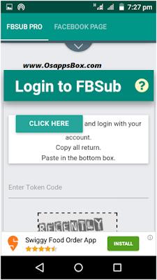 Login To FBSUb Pro