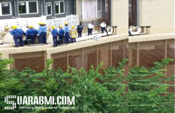 TKW Asal Ponorogo Tewas Terjatuh Dari Lantai 11 Di Hong Kong Diduga Karena Tekanan Pekerjaan