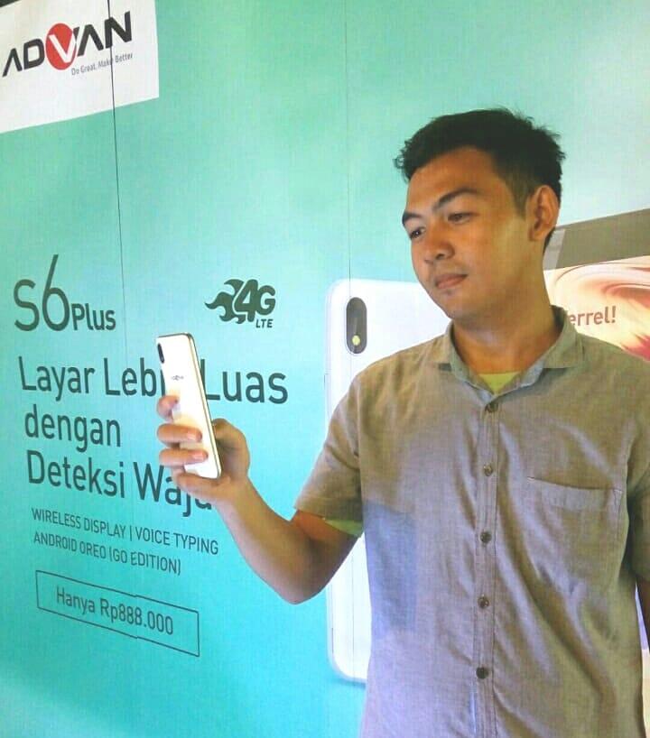 Advan S6 Plus : Smartphone Android GO Yang Ramah Di Kantong