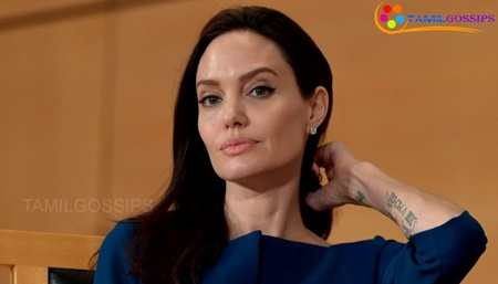 Angelina Jolie Takes 1st Place!