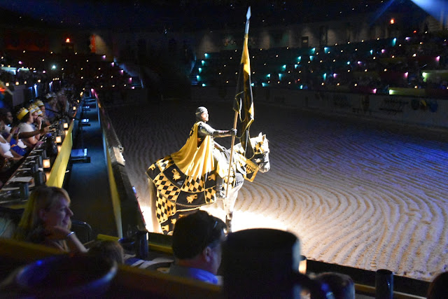 We Crash the Castle at Medieval Times  via  www.productreviewmom.com