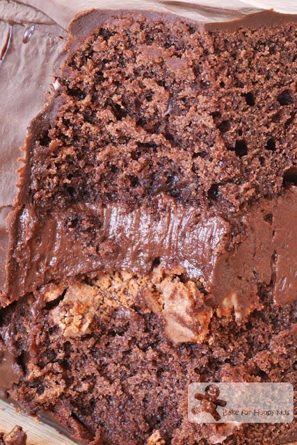 Tim Tam timtastic cake