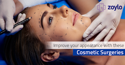 Improve your appearance with these cosmetic surgeries