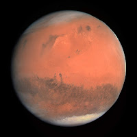 Mars Planet Facts in Hindi