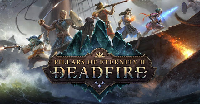 """Pillars of Eternity II: Deadfire"" Game chiến thuật 2018"