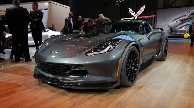 2017  new Chevrolet Corvette Grand Sport