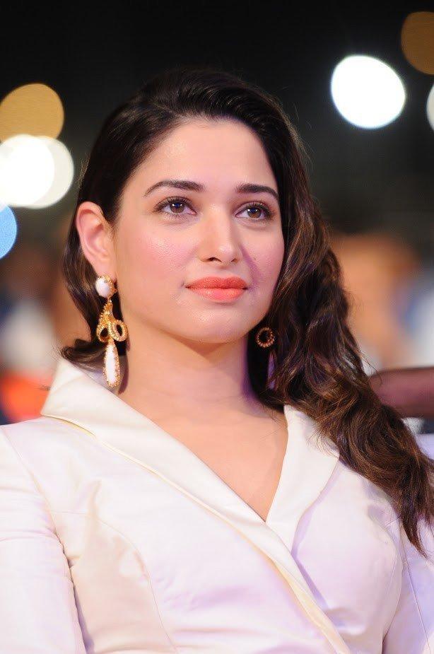 Tamanna Stills At Baahubali 2 Movie Pre Release Function