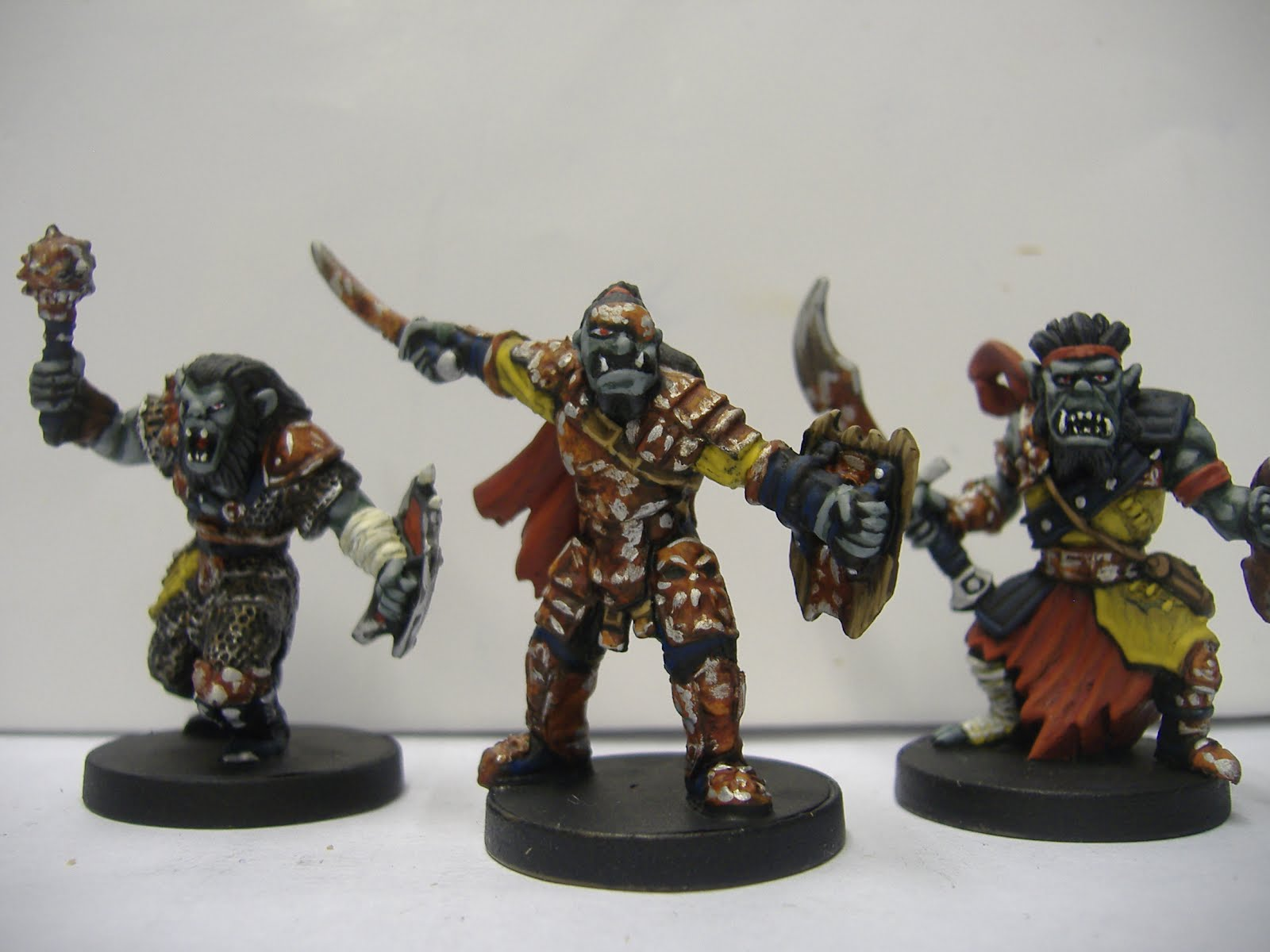Jons Wargames Minis Orcs And Bugbears