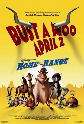 Home On The Range (2004) โฮม ออน เดอะ เรนจ์