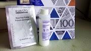 [REVIEW] Ilvasto Bleaching Powder dan L'OREAL Oxydant Creme
