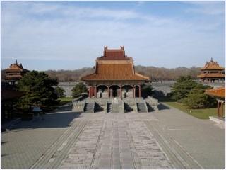 สุสานจ้าวหลิง (Zhaoling Tomb)