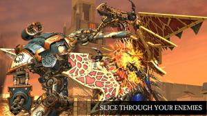 Warhammer 40,000 Freeblade Mod