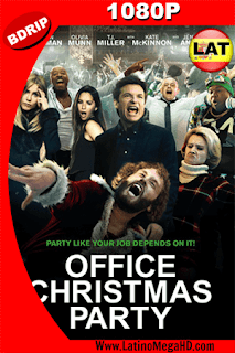 Fiesta de Navidad en la oficina (2016) VERS. UNRATED Latino HD  BDRIP 1080p - 2016