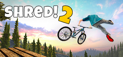 Shred! 2 – Freeride Mountain Biking Apk + Data Download