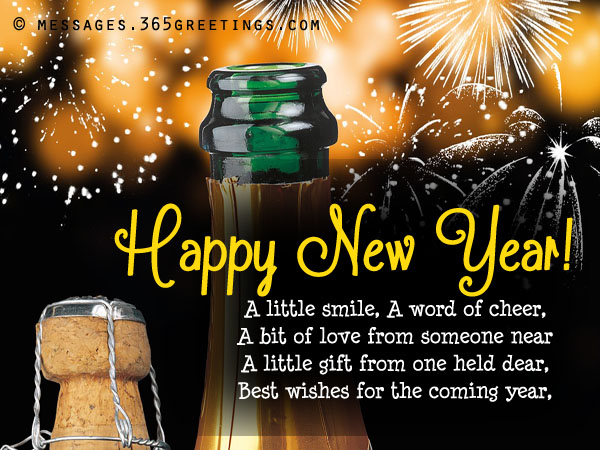 Happy New Year 2017 Facebook Status Wishes Quotes Messages