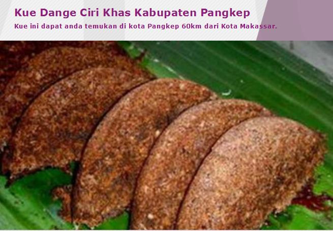 Kuliner Khas Daerah Pangkep