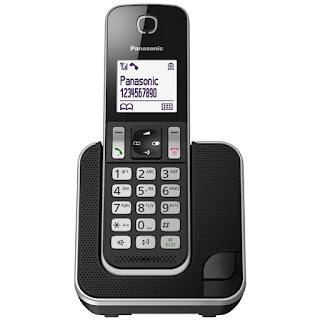 Jaya Perkasa menjual telepon wireless Panasonic KX-TGD310 di Denpasar Bali