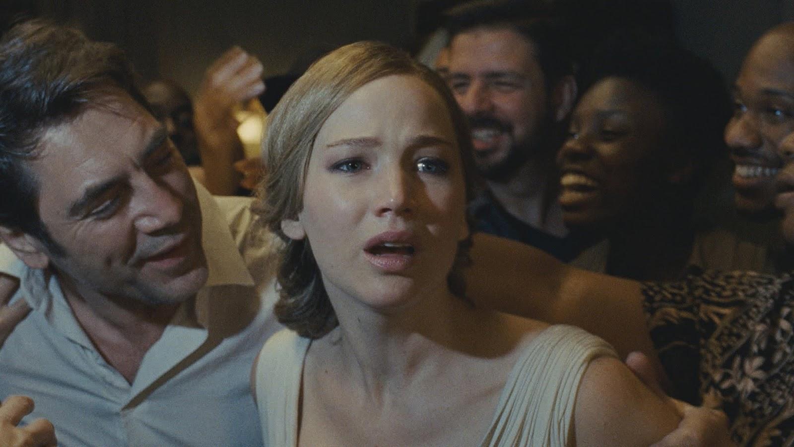 Pycha twórcy – recenzja filmu <i>Mother!</i>