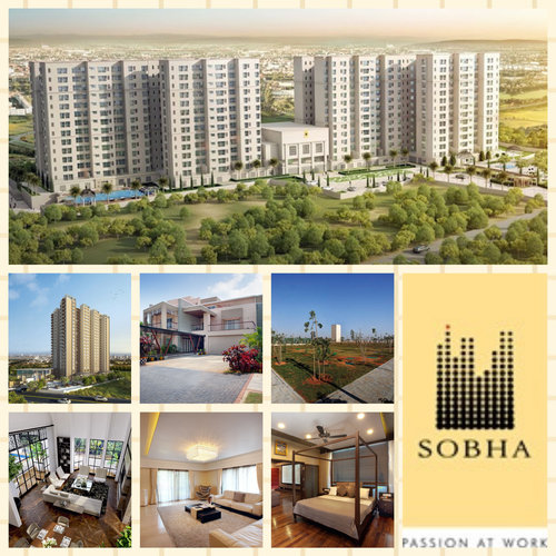 Buy Luxury Property/Homes/Apartments/Plots/Penthouse/Villas in Silicon Valley of Bangalore
