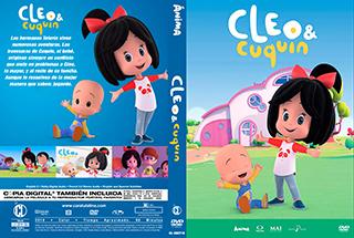 Cleo & Cuquin - Cover DVD