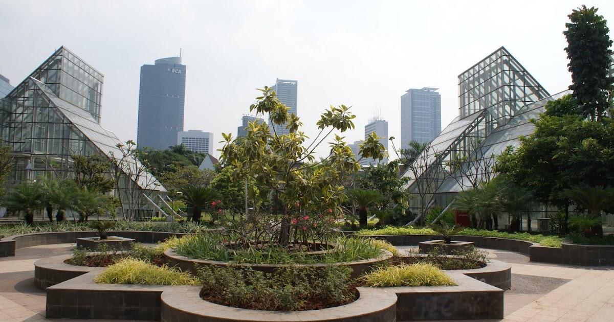 Inilah Tamantaman Indah yang Terbaik di Jakarta Liburan