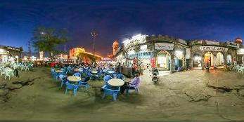 places to visit in hyderabad at night with family