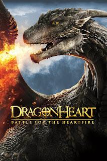 Baixar Coração de Dragão 4 A Batalha pelo Coração de Fogo Dublado