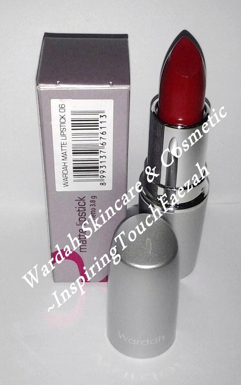 WARDAH Johor Skincare & Cosmetic: Wardah~Matte Lipstick