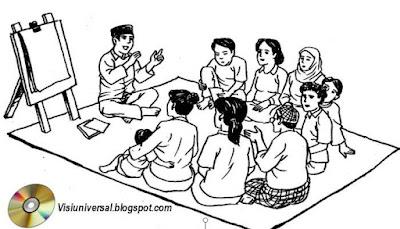 Pendidikan Masyarakat, KF, PKBM, Belajar Mandiri, Pembelajaran Tutor Sebaya