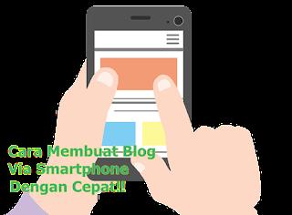 Bikin Blog di Hp