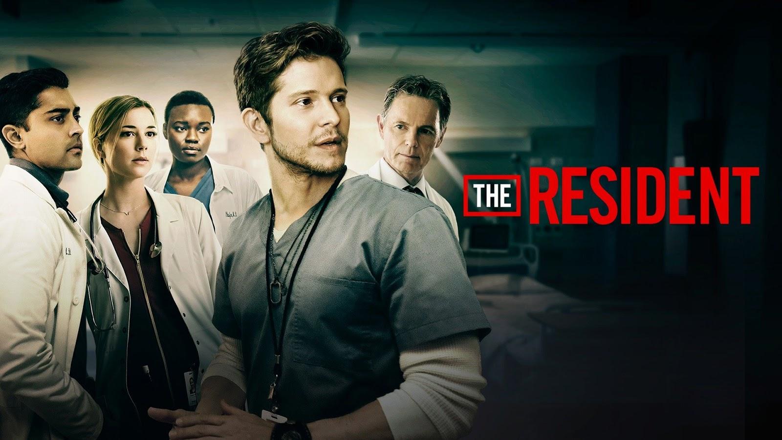Protagonistas de The Resident, serie hospitalaria de Fox