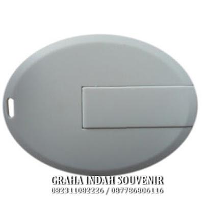 usb flashdisk kartu oval