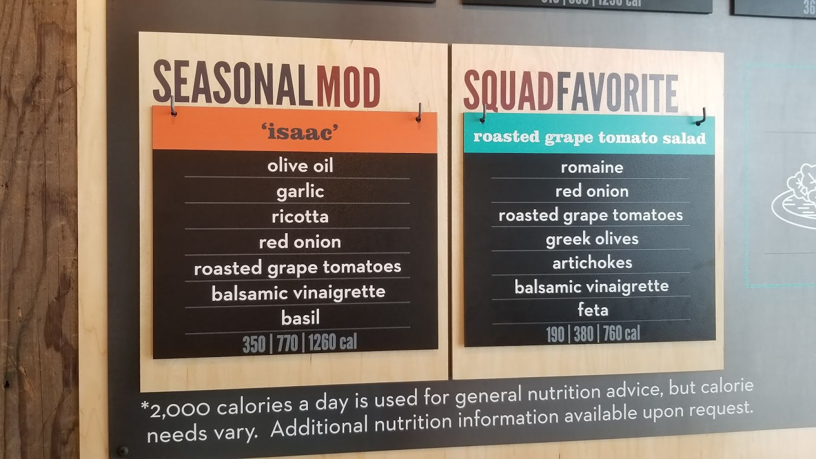 Introducing Mod Pizza S Newest Seasonal Pizza The Isaac Giveaway