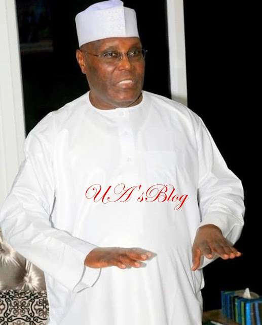 We've foiled APC govt plot to rig for Buhari – Atiku releases proof