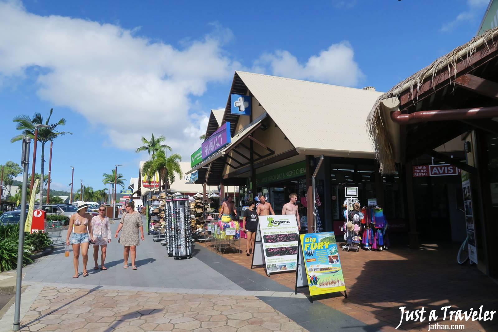 聖靈群島-景點-推薦-艾爾利海灘-Airlie-Beach-必玩-必去-必遊-好玩-自由行-自助-行程-遊記-旅遊-澳洲-Whitsundays-Travel-Attraction-Australia