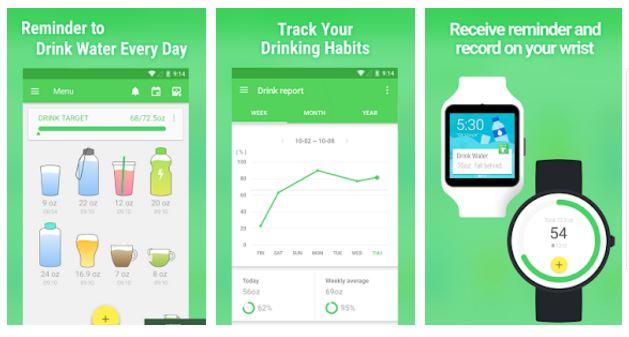 Sering Lupa Minum? Coba Instal Aplikasi Water Drink Reminder