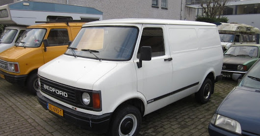 For sale: 1985 Bedford CF2 Diesel - Netherlands