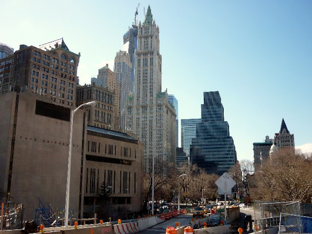 cosa fare a lower manhattan