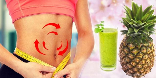 metabolizma hızlandıran ananas detoksu - www.kahvekafe.net