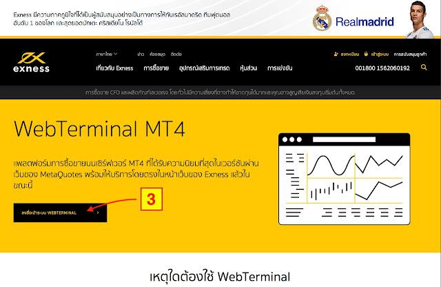 MetaTrader 4 Web
