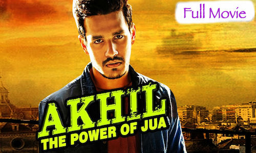 Akhil The Power Of Jua 2017 Hindi Dubbed 480p HDRip 300mb